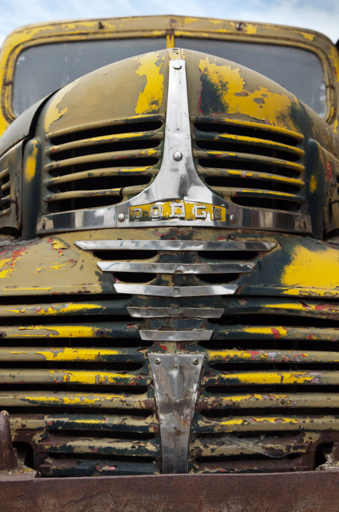 Dodge Truck Face