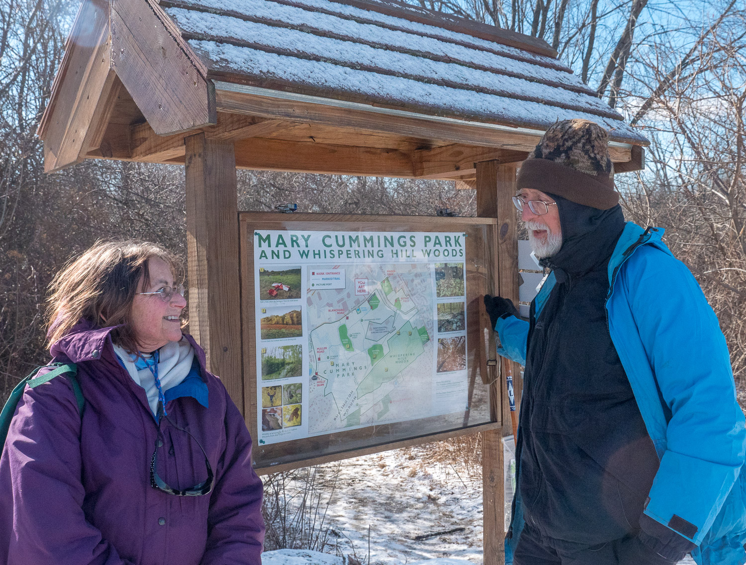 Heidi Mover of BCAT talks further with Nick about changing wildlife presence in New England.