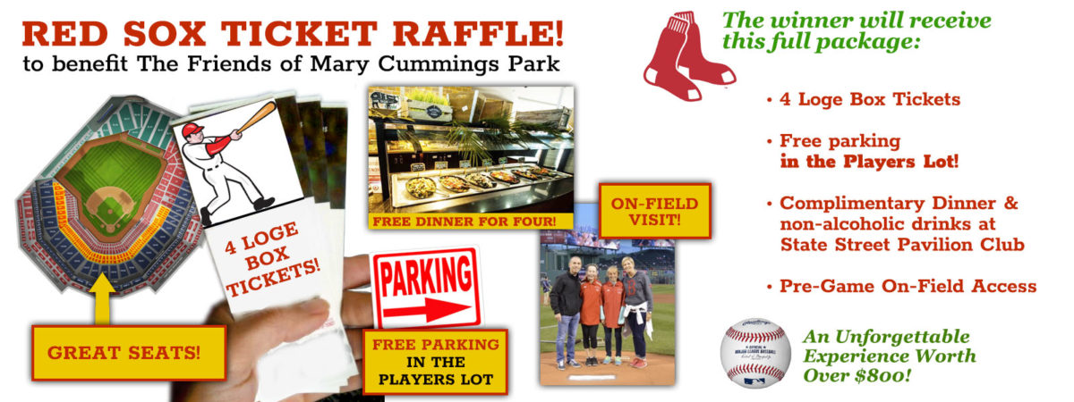 red sox ticket raffle