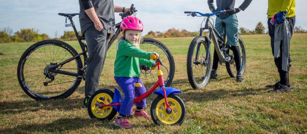 New England Mountain Biking Association: Kids Day at Mary Cumming Park